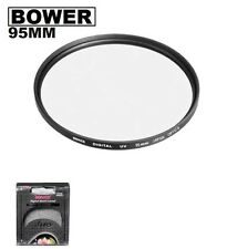 Bower 95mm dHD UV Lens Filter for Sigma 50-500mm, 150-600mm, Nikon 200-500mm