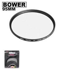 Bower 95mm dHD UV Lens Filter for Sigma 50-500mm, 150-600mm, Nikon 200-500mm