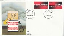 South Africa - 1979 - Fuel Conservation - Cover 525