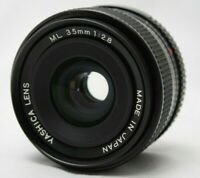 *Rare* Yashica Lens ML 35mm 1:2.8 Lens *As Is* #TL005c