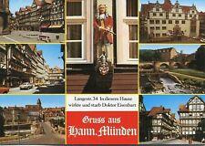 Alte Postkarte - Gruss aus Hann.Münden - Langestr. 34