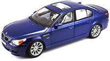 2006 BMW M5 gris metalizado Maisto 31144