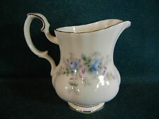 "Royal Albert Blue Blossom 3 1/4"" Creamer"