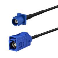 Auto  GPS-Antennenverlängerung Kabel Fakra C Stecker auf Buchse 3,5 m RG174
