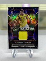 Carlos Bacca 2020-21 Panini Obsidian Galaxy Gear Orange /50 Colombia