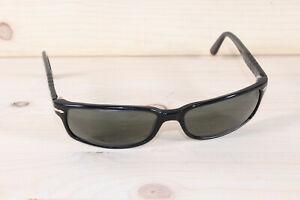 Persol 2721S-95/48 Sonnenbrille schwarz Vollrand mit Etui (H10)