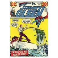 Superman's Pal Jimmy Olsen (1954 series) #154 in VF + condition. DC comics [*8e]