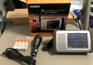 Uniden Home Patrol-1 Simply Informed - Excellent Condition - with BOX