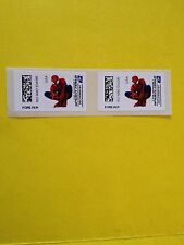 US CVP90 FOREVER SPIDERMAN Limited Edition (2) Stamp 1st Class Mail MNH