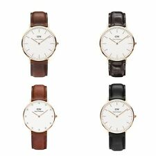 Daniel Wellington Wristwatches with 12-Hour Dial