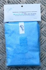 "Gerlitz ""Blue Plush"" polish cloth for all good guitars"