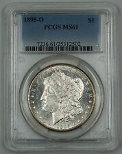 1895-O Morgan Silver Dollar Coin PCGS MS-61 (Choice)(Proof-like) *Key Date*