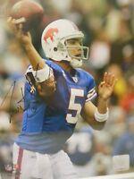 Autographed Trent Edwards 8x10 Photo Buffalo Bills w/COA 100% REAL GUARANTEED