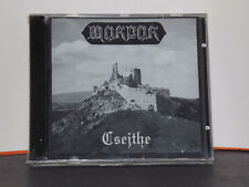 Mordor - Csejthe CD '95 Wild Rags Records 1st Press MEGARARE BRAND NEW SEALED!!!