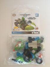 K'Nex Nintendo MarioKart Yoshi and Standard Kart Building Set ~ Sealed Bags ~