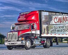 "RARE - DCP C W McCall CONVOY #6 IH Doubles ""OLD HOME FILLERUP KEEP TRUCKIN CAFE"""