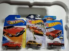 Hot Wheels VOLKSWAGEN CADDY RED TRUCK  HW SHOWROOM 2016 NoS NiB 3/10 and others