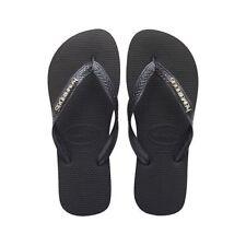 Sandali e scarpe grigio Havaianas per il mare da donna