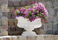 Vase Amphore Schale Pflanzgefäß Kübel Steinvase Gartendekoration Marmor Art.150
