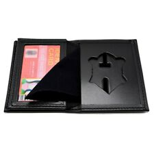 Massachusetts State Police Corrections Officer Badge Wallet Recessed Cut Mass MA