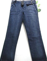 AGAF Jeans Blue  Denim 100% Cotton Mens Italian Jeans Pants Size XL 52 NEW