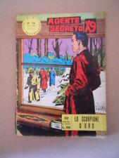 AGENTE SEGRETO X9 - Albi dell' Avventuroso n°76 1964 ed. Spada [G280] Discreto