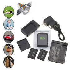 Mini Vehicle GPS GPRS GSM TK102B Car Realtime Tracker+2 Battery+2 Charger+ Box !