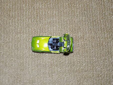 1970, MATCHBOX, GREEN DODGE CHARGER, LESNEY SUPERFAST, NO. 52, DIECAST CAR