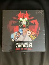 Samurai Jack Back to the Past - Board Game Awesome Games New!