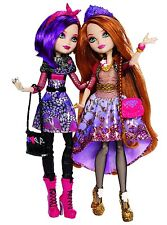 NIB Ever After High Dolls HOLLY O' HAIR & POPPY O' HAIR First Wave Brand NEW