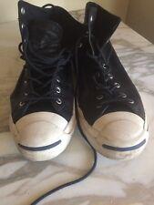 Jack Purcell Converse Black Men's Shoe 11 Unisex Women's 12.5