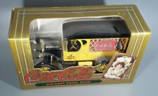Ertl Coca-Cola 1923 Chevrolet Panel Bank 1/25 Scale