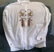 Shirt, Unique Ecuadorian Style Size XL (Shirt #5)