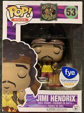 Funko Pop! Rocks- Jimi Hendrix #53 F.Y.E Exclusive *Not Mint*