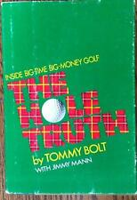 """Tommy Bolt- Signed Hardbound Book; """"The Hole Truth"""""""