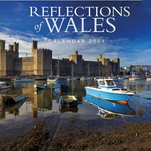 Reflections of Wales Calendar 2021