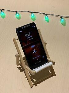 Motorola Droid Razr - Unlocked - Black - 8GB - XT907 Cellphone Great Condition!