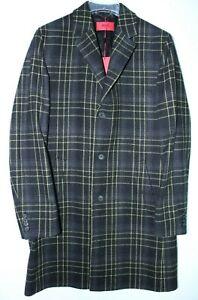 Hugo Boss Red Label Slim Fit Mantel Jacke Größe 48(M)