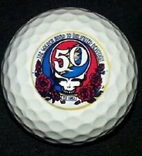 3 Dozen Titleist Pro V1 Mint Used Golf Balls (Grateful Dead 50th Annivers LOGO)