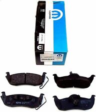 Chrysler Dodge Jeep Genuine Mopar Rear Brake Pads V4010871
