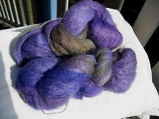 Fleece Artist 2808 Knitting Yarn DK Brushed Mohair 100g/250m Merino/Mohair/Nylon