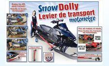 Choko Universal Snowmobile Dolly Transporter Mover 299008 0 O/S