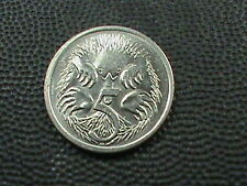 AUSTRALIA     5  Cents    1983     ECHIDNA