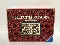 Elefantenparade by Ravensburger Elephant Parade Vintage RARE Board Game 1988