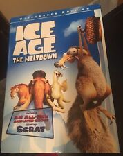Ice Age: The Meltdown (DVD, 2009, Widescreen)**New**