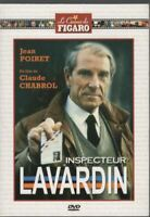 Collection Figaro Cinéma Dvd #12 Inspecteur Lavardin  Jean Poiret Claude Chabrol