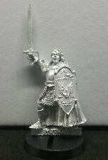 PRINCE Imrahil of Dol Amroth on foot Mint metal model LOTR The Hobbit OOP