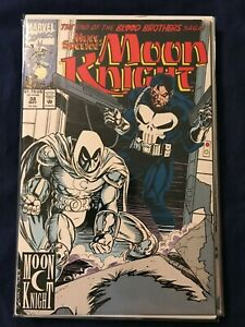 Marc Spector: Moon Knight 38  Marvel - GEMINI SHIPPING! .99 Auction