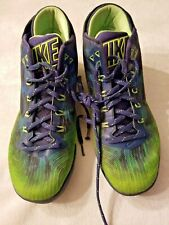 Nike Ftbl 5 Star Indoor High Top Turf Shoes men's Size 8.5 Football Lacrosse