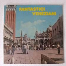 FANTASTICI VENEZIANI  album vinile LP SIGILLATO canzoni venete folklore RARO